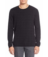 Tiger of Sweden 'Ware' Wool Sweater Ribbed crewneck & cuffs hem, XXL $25... - $74.43