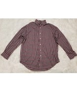 Ralph Lauren Men's Classic Fit Plaid Long Sleeve Dress Shirt Size 16 1/2... - $13.96