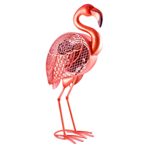 DecoBreeze Flamingo Figurine Fan DBF0397 - $84.99