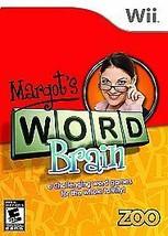 Margot's Word Brain (Nintendo Wii, 2008) - $12.09