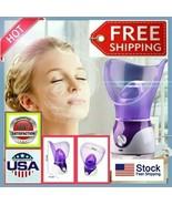 Face Steamer Facial Sauna Salon Cleaning Beauty Skin Care ⭐⭐⭐⭐⭐ - $20.54
