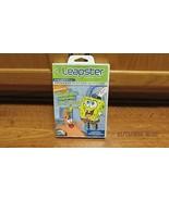 LeapFrog Leapster SpongeBob SquarePants Saves the Day NEW ,#G14E6GE4R-GE... - $29.65