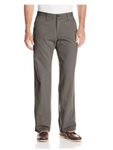 Lee Men's Weekend Chino Straight Fit Flat Front Pant 42 x 30 - $37.99