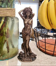 large Resin, plaster, soap, candle mold Goddess silicone mold 0-9 - $205.70
