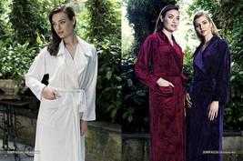 Long Velvet Robe Women's Artis Collection - $49.00