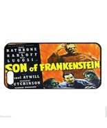 SON OF FRANKENSTEIN LUGOSI KARLOFF Apple Iphone Case 4/4s 5/5s 5c 6 6 Pl... - $9.95