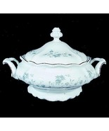 Blue Garland Johann Haviland China Covered Casserole Dish Vegetable Bowl... - $19.95