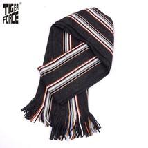 E 2017 men fashion scarf winter autumn casual long striped scarf warm soft winter scarf thumb200