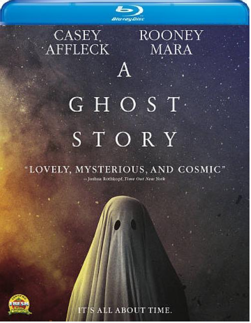 A Ghost Story [Blu-ray] (2017)