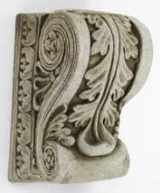 European Corbel Concrete Wall Ornament  - $36.00