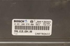 Porsche Boxster 6sp MTX Manual Trns Engine Control Module ECU DME 996.618.604.00 image 2