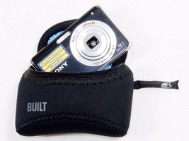 Soft Shell Camera Case ~ BUILT NY #5620 ~ Carries & Protects Standard Ca... - $12.69