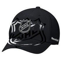 NHL 2017 All-Star Structured Flex Hat, Small/Medium, Black - €17,72 EUR
