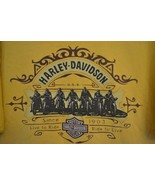 Harley Davidson Motorcycles T-Shirt Palm Springs California 2004 Size XL - $19.79