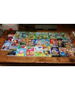 BIG DVD LOT BOB THE BUILDER LEAP FROG LETTER FACTORY POOH PEPPA PIG FROZEN - $98.01