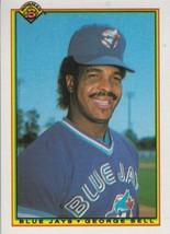 George Bell 1990 Bowman Card #515 - $0.99