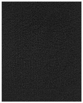 Silky Shag Black: 50 percent Cotton, 50 percent Bamboo Rayon 8ft. X 10ft.