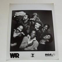 WAR (soul/funk group) Original RCA Glossy Promo... - $13.99
