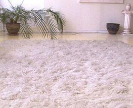 Traditional Flokati Wool Shag Rugs 3.0 Kilo 7ft x 10ft - $959.00