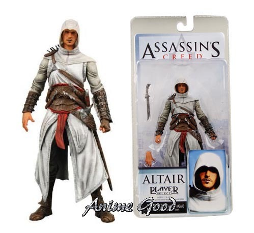 Assassin's Creed: Altair Series 1 Action Figure Brand NEW!