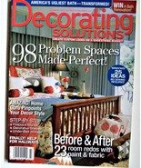 Decorating Solutions Back Issues Magazine Janua... - $8.99