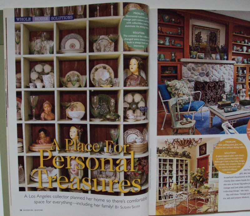 Decorating Solutions Back Issues Magazine January 2006 Country Collectibles #27
