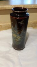 Shaddy Mino Japan Porcelain Asian Cobalt Blue Vase, Made in Japan, Orien... - $29.69