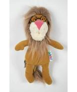 "EDEN BETWEEN THE LIONS THEO 9"" BEAN BAG PLUSH STUFFED ANIMAL READING GLA... - $25.73"