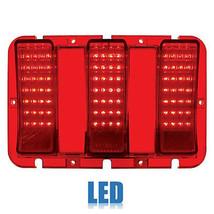 67 68 Ford Mustang Rear Red LED Tail Turn Signal Brake Light Lamp Lens 1... - $65.95