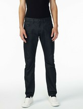 ARMANI EXCHANGE Authentic Coated Denim Slim Fit Jean Black NWT - $61.98