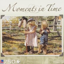 "Moments in Time ""Country Girls"" 750 Piece Puzzle - $14.83"