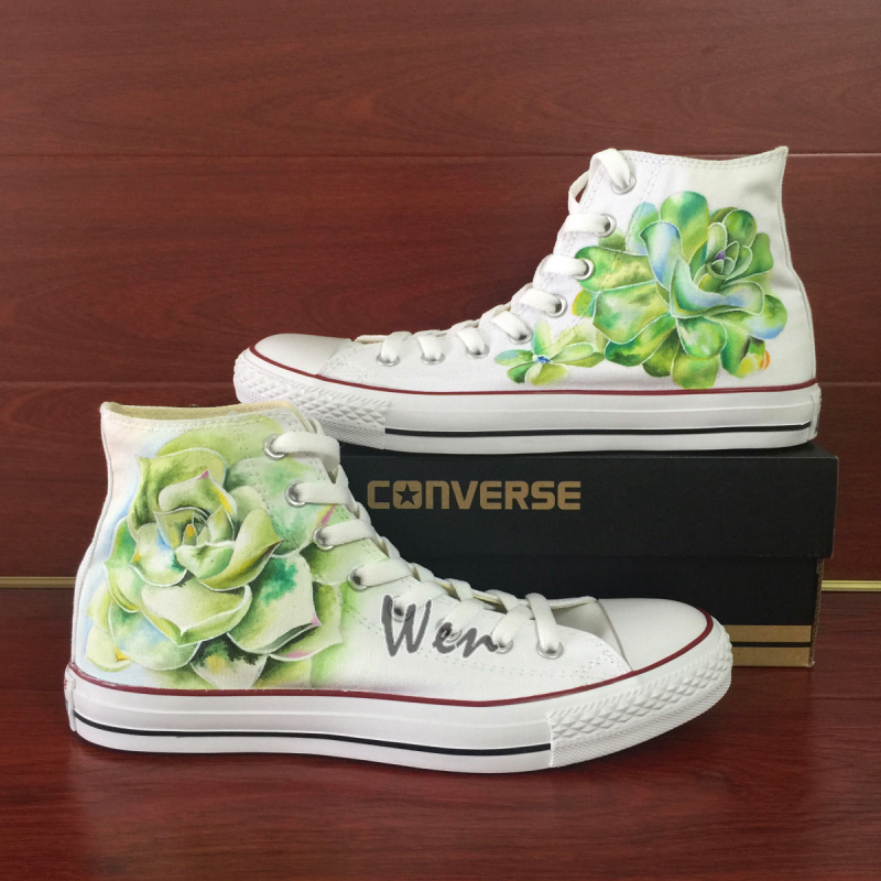 Men Women's Converse All Star Succulent and 50 similar items