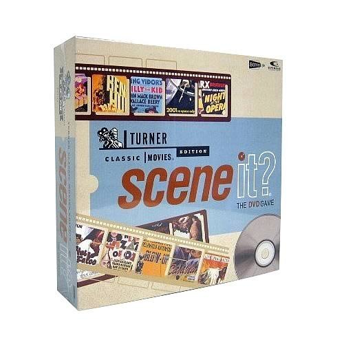 Turner Classic Movies Scene It DVD Game - $21.77