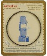 "SuperCut B161G38H4 Carbide Impregnated Bandsaw Blade, 161"" Long - 3/8"" W... - $36.92"