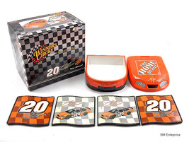 Tony Stewart Coaster Set #20 Home Depot Nascar - $4.90