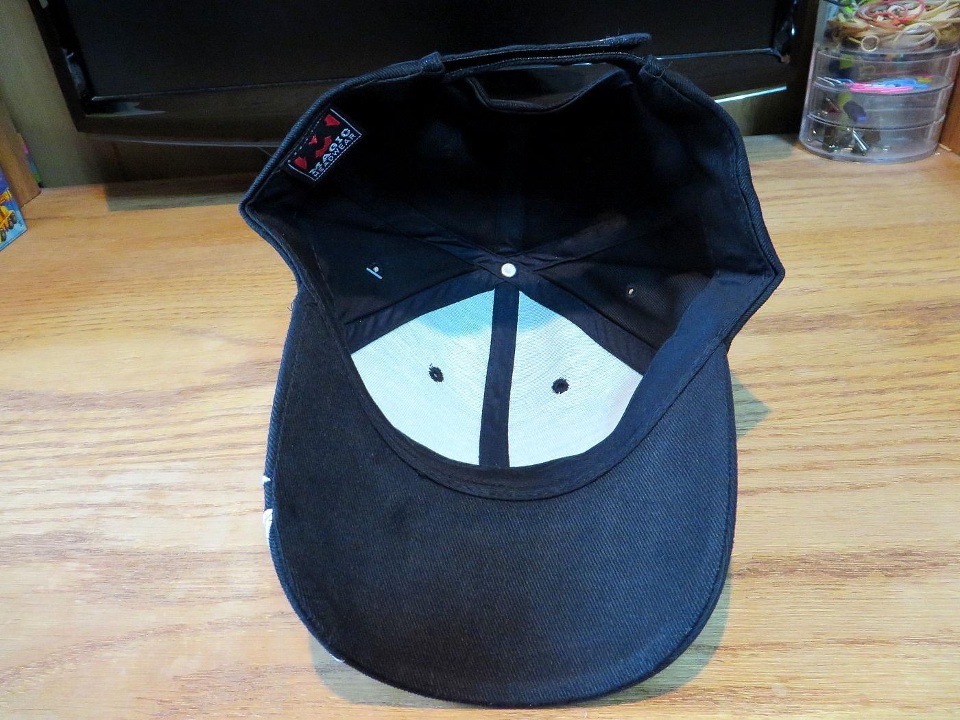 Magic Headwear Hat Cap Chopper Design Black