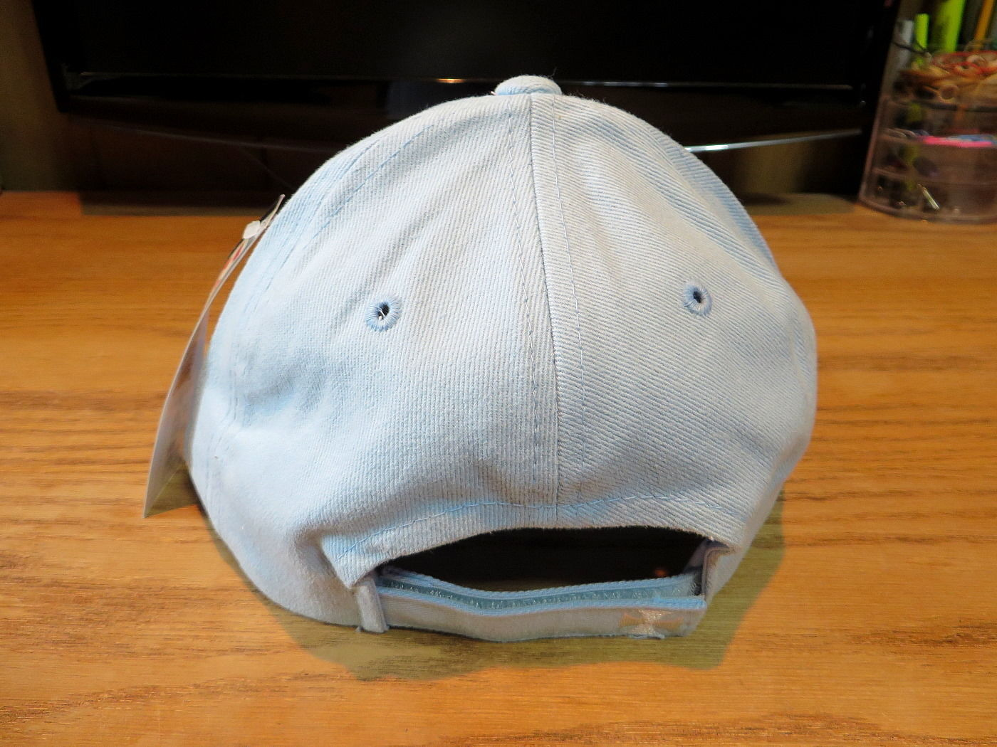 Magic Headwear Hat Cap Chopper Design Powder Blue