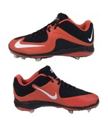 Nike 684685-018 (11) MVP Pro Metal II Synthetic Leather Cleats Spikes CL... - $28.00
