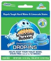 SC Johnson 70480 Scrubbing Bubbles - Vanish Toi... - $10.99