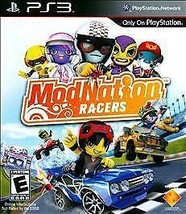Modnation Racers - PlayStation 3 Video Game [Used VG] Mod Nation PS3 - $12.22