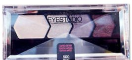 Maybelline Color Plush Eyeshadow Limited Edition-500 Violet Volt, (Pack of 2) - $14.99
