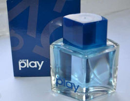 Avon JUST PLAY JUST FUN EDT Eau de Toilette Spray 2.5 fl.oz 75 ml Discon... - $14.84