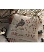 CLEARANCE The Sewing Bird cross stitch chart Co... - $6.00