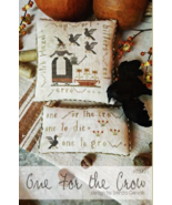 CLEARANCE One For The Crow cross stitch chart W... - $9.50