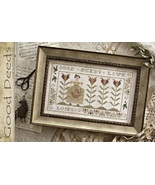 CLEARANCE Good Deeds cross stitch chart With Th... - $8.00