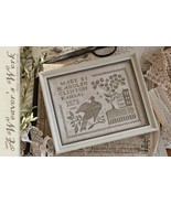 CLEARANCE A Weaver's Work cross stitch chart Wi... - $8.00