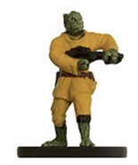 Star Wars TRANDOSHAN MERCENARY Legacy Of The Force 52/60 - $0.95