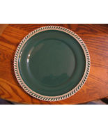 "Harker Pottery ""Chesterton Olive Green"" Dinner Plate - $28.04"