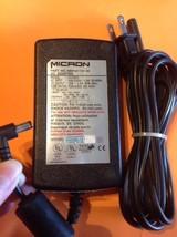 Micron Genuine Original Micron AC Adapter Power Supply NBP001141-00 F1700C 50W - $14.84