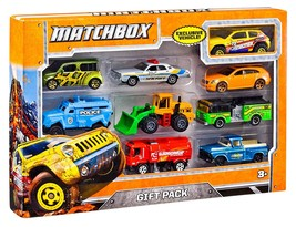 9-Car Pack Matchbox  (Styles May Vary) - $34.99